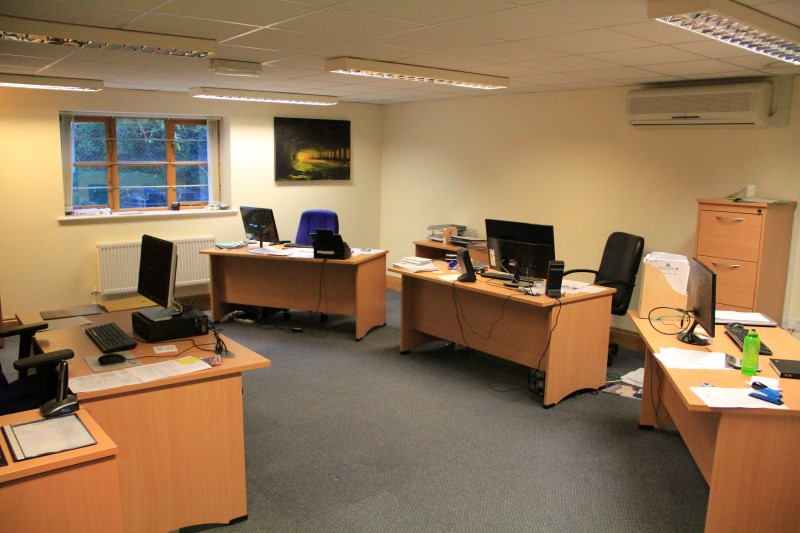 Blandford Forum office space