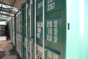 Outdoor self-storage in Blandford Forum, Dorset