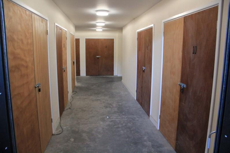 Blandford indoor self storage