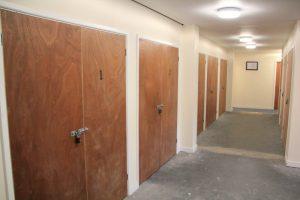 Secure Blandford self storage